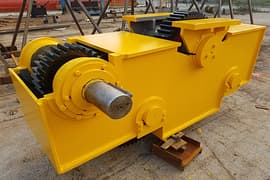 End carriage for Ladle Crane